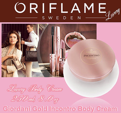 Giordani Gold Incontro Body Cream 250ml