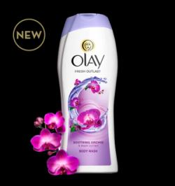 Sữa tắm Olay Orchid & Black Currant 700ml